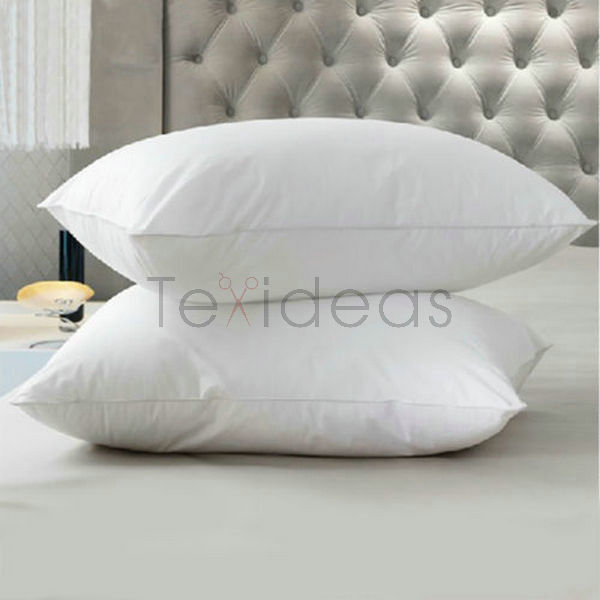 Microfiber pillows (4)